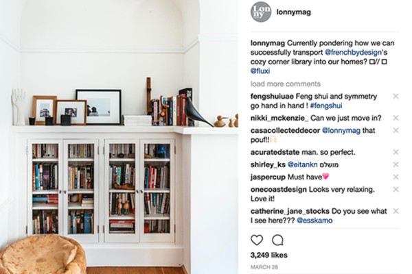 Consider Your Captions How To Curate A Next Level Home Instagram Lonny