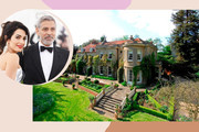 Tour George And Amal Clooney's English Country House