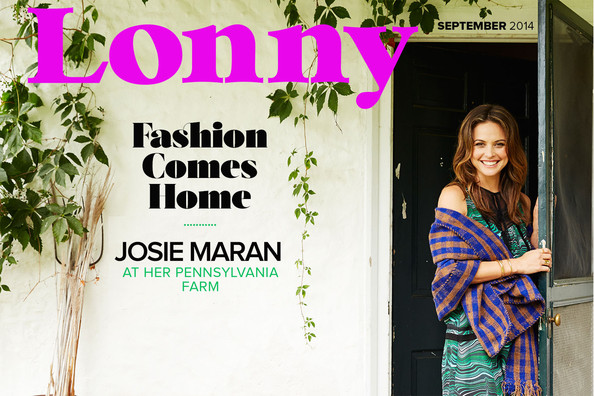 Fashion and design: two good things that are even better together. Peek inside Josie Maran's Pennsylvania farmhouse; join the rose harvest for Chanel No. 5; meet the founders of fashion line Veronica Beard; and much more!