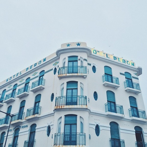 Stay: Hotel Peron