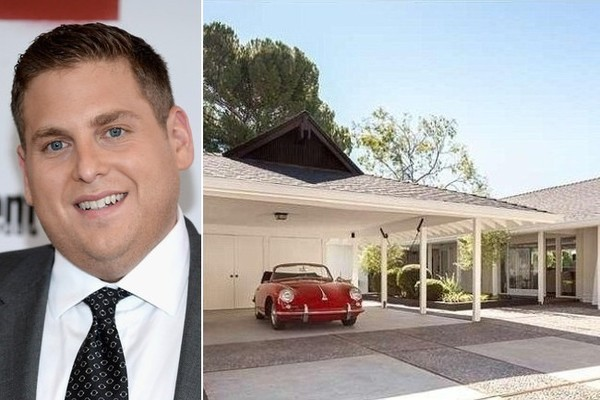 Jonah Hill's 1950s Hollywood Hills compound
