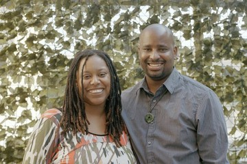 Curating Art with Jeanine Hays and Bryan Mason of AphroChic