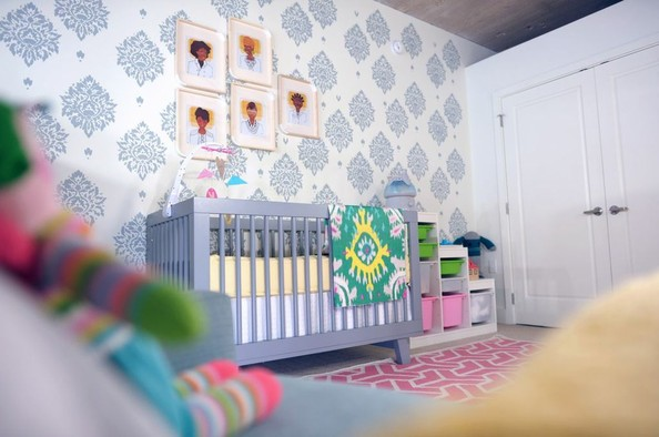 A Cool Nursery Redesign