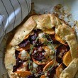 Sweet Potato and Beet Galette