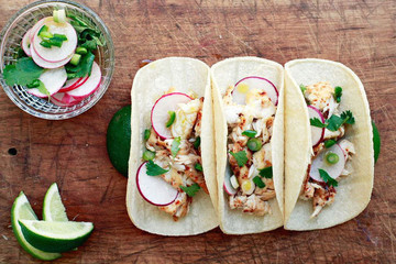 The Easiest Grilled Fish Tacos You'll Ever Make