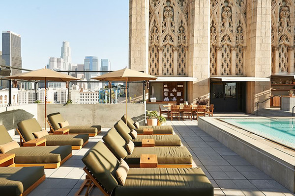 Upstairs At The Ace Hotel DTLA
