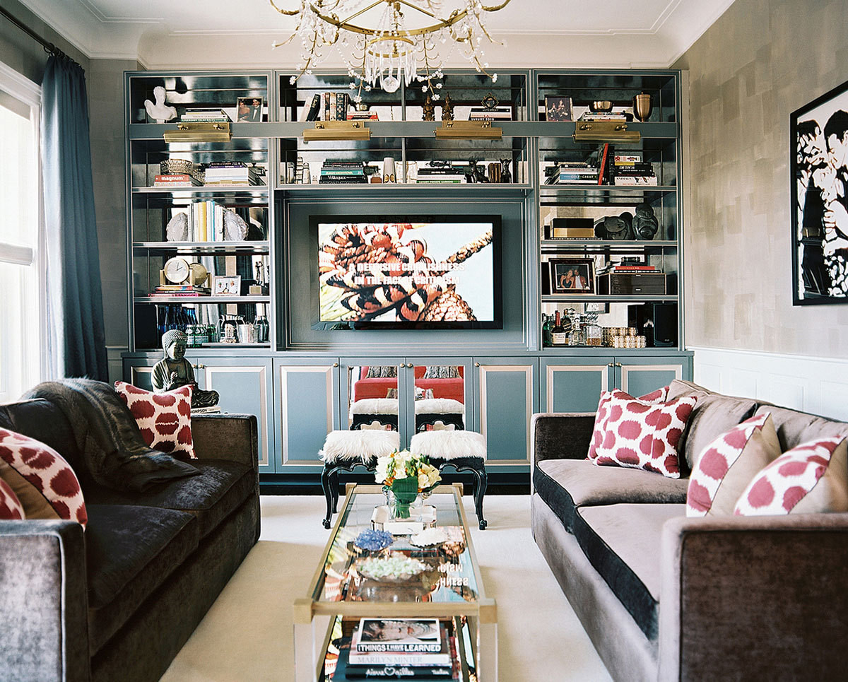 A classic uptown apartment with a feminine twist home for Classic house tour