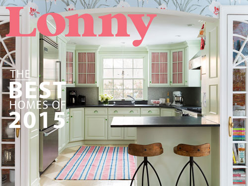 Best Homes Of 2015 Lonny