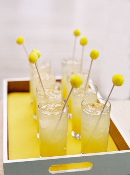 Baby Shower Signature Cocktail