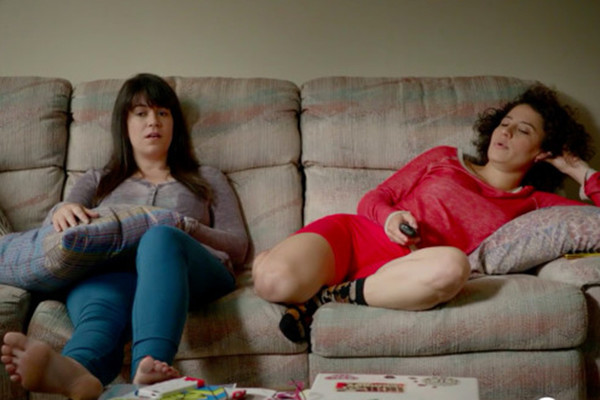 Broad City: Ilana and Jaime's Apartment