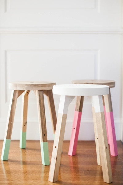 Dipped Stools