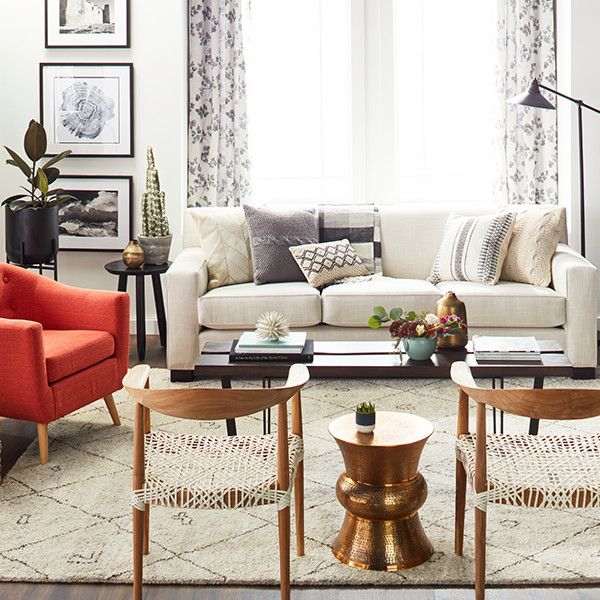 How 5 Designers All Style A Single Room