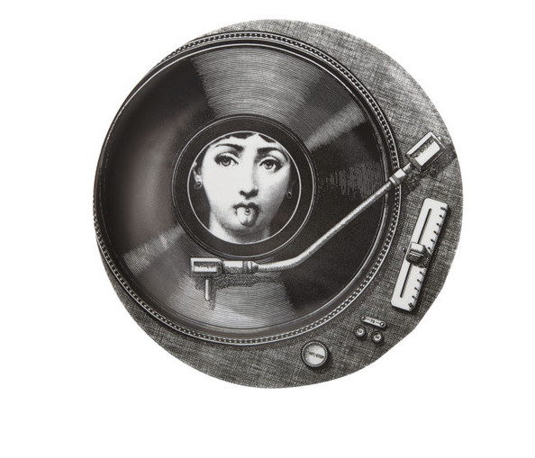 Theme & Variations Plate #370 by Fornasetti
