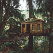 Grownup Treehouse