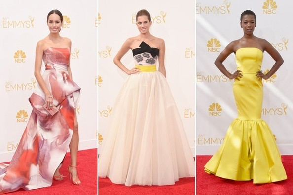Dress to Decor: Emmys 2014