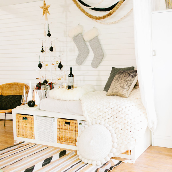 Three Ways To Style A Small Space Tree
