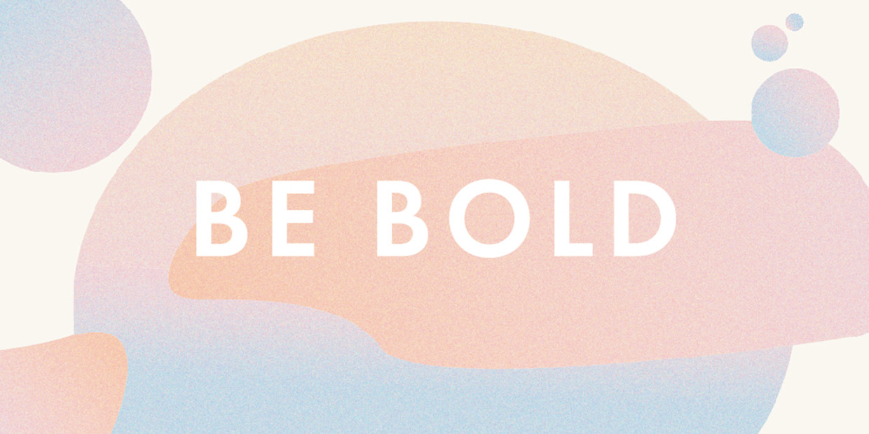 Welcome To Live Boldly Month