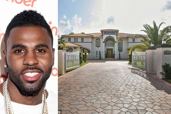 Jason Derulo's Florida Mansion