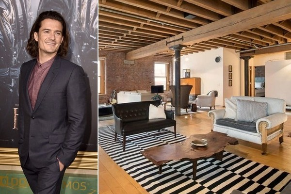 Orlando Bloom Sells His New York City Loft