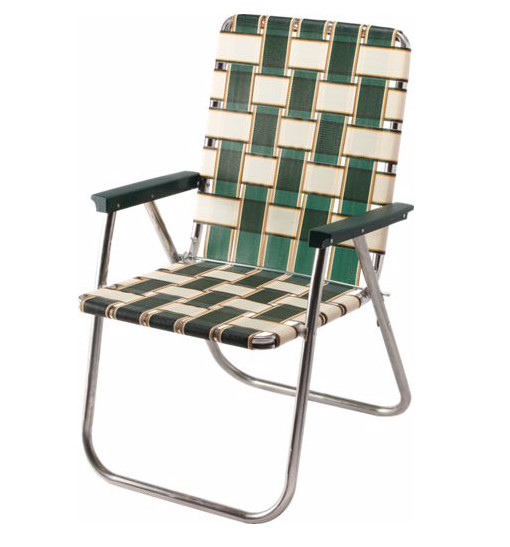 Woven Lawn Chair Get The Look Wet