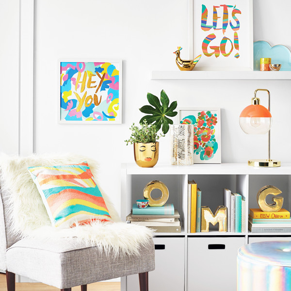 Brighten Your Home For 2017 With Oh Joy!
