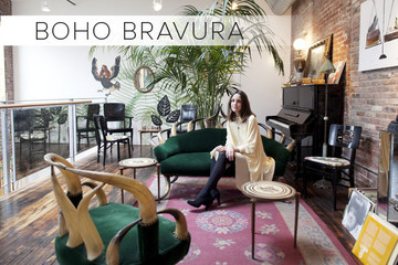 You Are: Boho Bravura