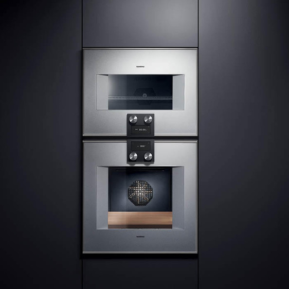 400 series ovens by gaggenau the best kitchen. Black Bedroom Furniture Sets. Home Design Ideas