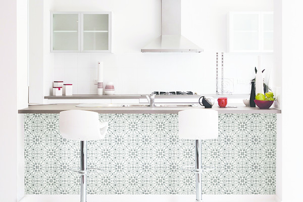 Ways To Use Removable Wallpaper When Stuck At Home Lonny