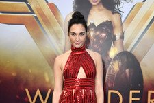 Look of the Day: Gal Gadot is Ravishing in Red