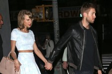 Taylor Swift and Calvin Harris Enjoy Date Night in NYC