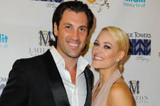 'Dancing with the Stars' Pros Peta Murgatroyd and Maksim Chmerkovskiy Are Expecting Their First Child