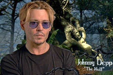 Here's More Proof Johnny Depp Will Look Like a Pimp in 'Into the Woods'