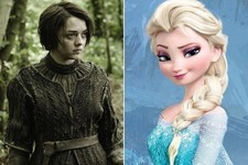 'Game of Thrones' and 'Frozen' Are Changing How We Name Our Children