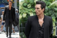 Here's Matthew McConaughey in Costume for 'The Dark Tower'
