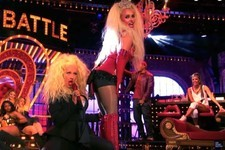 Hayden Panettiere and Christina Aguilera Team Up for 'Lady Marmalade' on 'Lip Sync Battle'