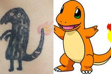 The World's Worst Pokémon Tattoo Is So Hot Right Now