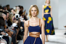 Candice Swanepoel's Best Runway Looks