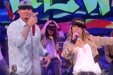 Candace Cameron-Bure and Vanilla Ice Nailed a Performance of 'Ice Ice Baby'