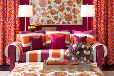 Q&A: Diane Von Furstenburg On Her New Fabric Collection