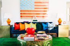 Tasteful Ways To Decorate In Red, White, And Blue