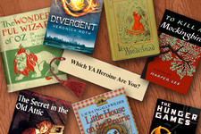 Which Young Adult Heroine Are You?