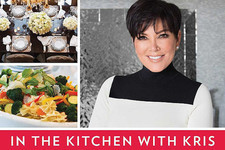 Kris Jenner to Release a Kardashian Cookbook