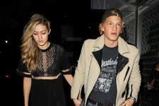 Cody Simpson & Gigi Hadid Out On a Date