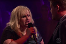 Rebel Wilson Puts David Schwimmer and James Corden to Shame in Witty Rap Battle
