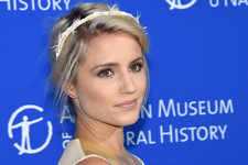 Look of the Day: Dianna Agron's Fairytale Dress