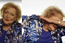 Watch Betty White Dab Like a Boss in Hilarious Super Bowl Promo