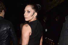 Lady Gaga Goes High Fashion