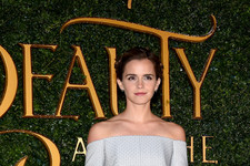 Look of the Day: Emma Watson's Princess-Inspired Gown