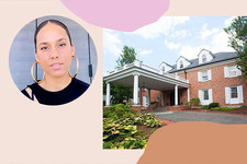 Alicia Keys' Home Is Like A Livable Art Gallery