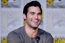 Here's Your First Look at Tyler Hoechlin as Superman